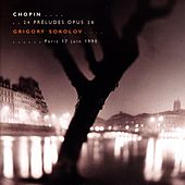 Play & Download Prelude No 15 in D Flat Major, Op. 28: Sostenuto by Grigory Sokolov | Napster