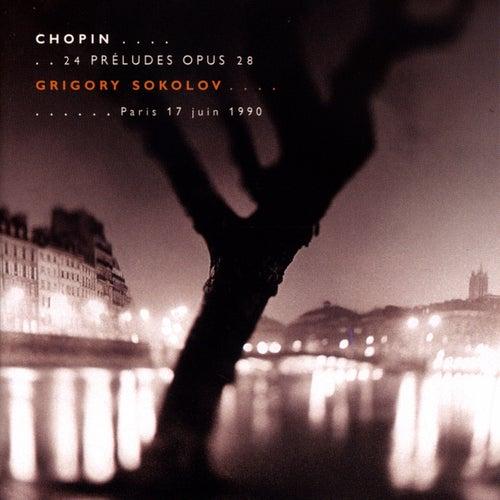 Prelude No 15 in D Flat Major, Op. 28: Sostenuto by Grigory Sokolov