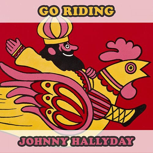 Go Riding de Johnny Hallyday