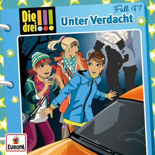047/Unter Verdacht von Die Drei !!!