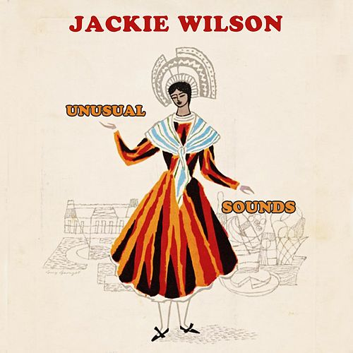 Unusual Sounds di Jackie Wilson