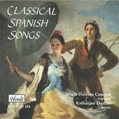 Classical Spanish Songs by Katharine Durran