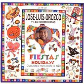 Play & Download Fiestas/ Holidays by José-Luis Orozco | Napster