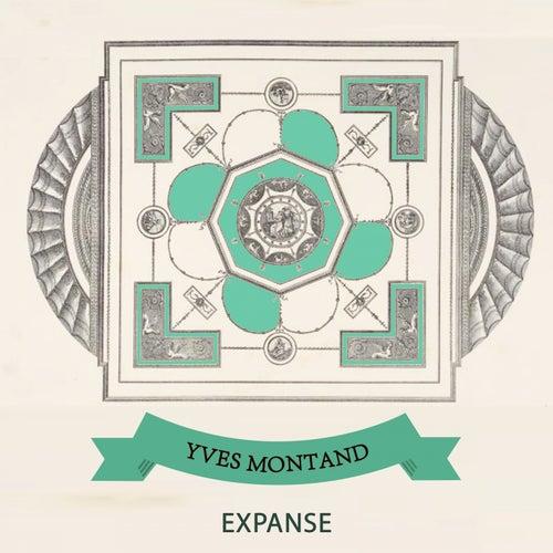 Expanse de Yves Montand