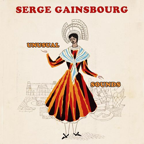 Unusual Sounds de Serge Gainsbourg