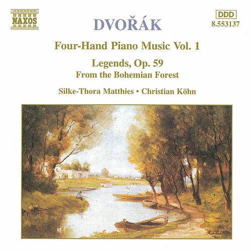 Play & Download Legends - From the Bohemian Forest by Antonin Dvorak | Napster