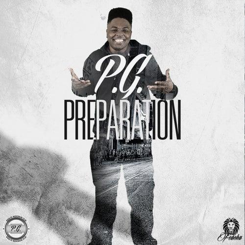 Preparation EP de Pg (1)