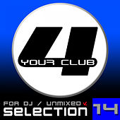 For Your Club, Vol. 14 (For DJ Unmixed Selection) by Various Artists