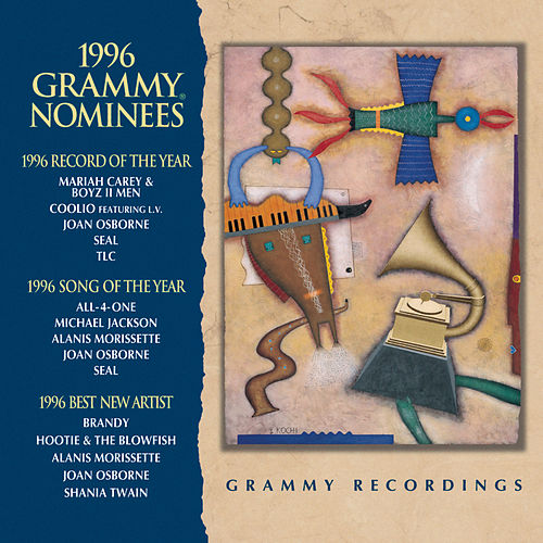 Play & Download 1996 Grammy Nominees by Various Artists | Napster