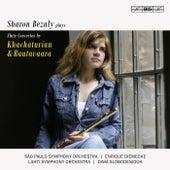 Khachaturian & Rautavaara: Flute Concertos by Sharon Bezaly