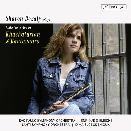 Play & Download Khachaturian & Rautavaara: Flute Concertos by Sharon Bezaly | Napster