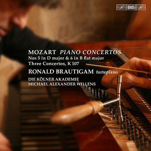 Play & Download Mozart: Piano Concertos by Ronald Brautigam | Napster