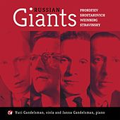 Play & Download Russian Giants by Janna Gandelsman | Napster