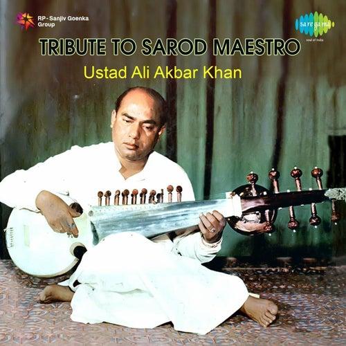 Tribute to Sarod Maestro - Ustad Ali Akbar Khan by Ali Akbar Khan