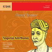 Tyagaraja Keerthanas (Classical Treasures) by Various Artists