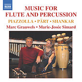 Music for Flute & Percussion, Vol. 1 by Various Artists
