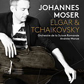 Elgar & Tchaikovsky: Cello Works by Johannes Moser