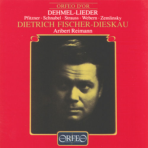 Play & Download Lieder nach Texten von Richard Dehmel by Dietrich Fischer-Dieskau | Napster