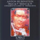 Rubinstein: Chamber Works by Consortium Classicum
