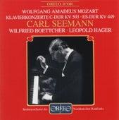 Mozart: Piano Concertos Nos. 14 & 25 by Carl Seemann