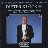 Play & Download The Art of Clarinet by Dieter Klöcker | Napster