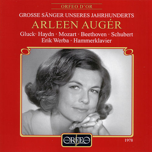 Play & Download Gluck, Haydn, Mozart, Beethoven & Schubert: Lieder by Arleen Auger | Napster