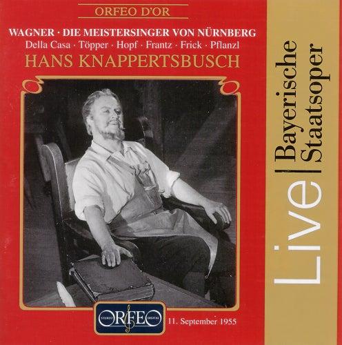 Play & Download Wagner: Die Meistersinger von Nürnberg by Ferdinand Frantz | Napster