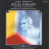 Verdi: Heroinen, Vol. 2 by Júlia Várady