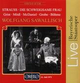 Strauss: Die schweigsame Frau by Kurt Bohme