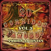 Play & Download 20 Corridos Famosos, Vol. 3 by Various Artists | Napster