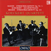 Haydn, Schubert & Reger: String Quartets by Koeckert Quartet