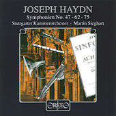 Play & Download Haydn: Symphonies Nos. 47, 62 & 75 by Stuttgarter Kammerorchester | Napster