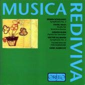 Play & Download Schulhuff, Haas, Klein & Ullmann: Orchestral Works by Tschechische Philharmonie   Napster