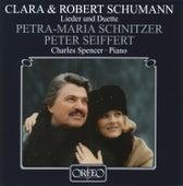 Clara & Robert Schumann: Lieder und Duette by Petra-Maria Schnitzer