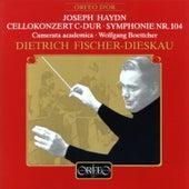Play & Download Haydn: Cello Concerto No. 1 in C Major, Hob. VIIb:1 & Symphony No. 104 in D Major, Hob. I:104