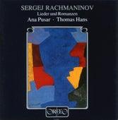 Rachmaninoff: Lieder und Romanzen by Thomas Hans