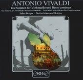 Vivaldi: Cello Sonatas by Julius Berger