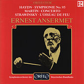 Haydn, Martin & Stravinsky: Orchestral Works by Symphonie-Orchester des Bayerischen Rundfunks