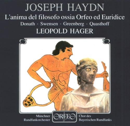 Haydn: L'anima del filosofo, Hob. XXVIII:13 by Helen Donath