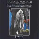 Wagner: Kantaten & Ouvertüren by Various Artists