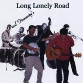 Paul Finnerty's Long Lonely Road by Paul Finnerty