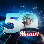 Mozart 50 by Various Artists