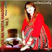 Chata Ma Waya Haloona, Vol. 1 by Noor Jehan