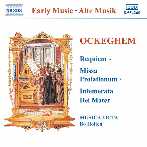 Play & Download Requiem / Missa Prolationum by Johannes Ockeghem | Napster