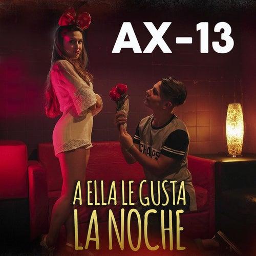 A Ella Le Gusta la Noche de Ax-13