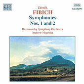 Play & Download Symphonies Nos. 1 and 2 by Zdenek Fibich | Napster
