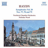 Symphonies Nos. 77, 78 and 79 by Franz Joseph Haydn