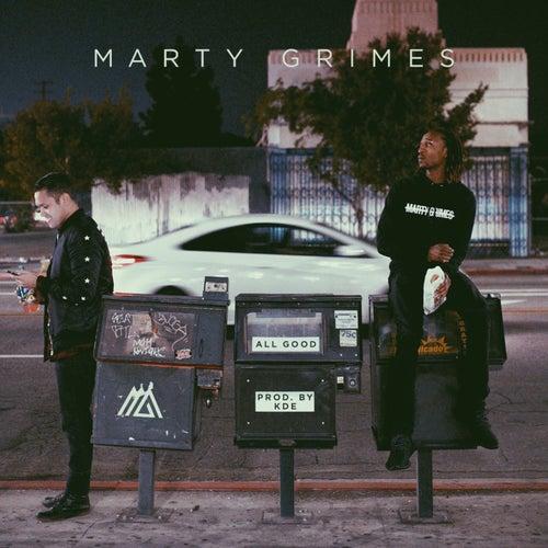 All Good de Marty Grimes