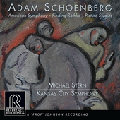 Play & Download Adam Schoenberg: American Symphony, Finding Rothko & Picture Studies by Kansas City Symphony | Napster