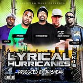 Lyrical Hurricanes 2k16 by Various Artists